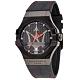MASERATI 瑪莎拉蒂 POTENZA系列 R8851108010 大三針時尚腕錶 product thumbnail 1