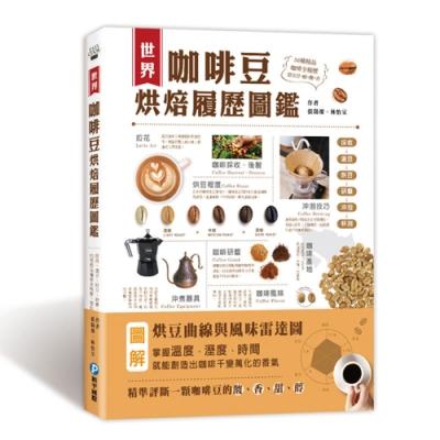 世界咖啡豆烘焙履歷圖鑑