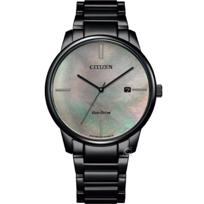 CITIZEN 星辰 GENT S 沈穩簡約紳士腕錶(BM7525-84Y)