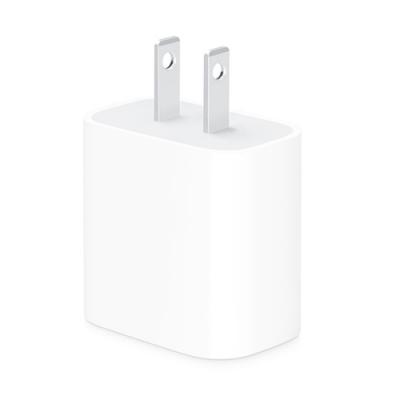 Apple適用 20W USB Type C 電源轉接器 A2305 (密封袋裝)