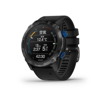 GARMIN Descent MK2i GPS 潛水電腦錶 血氧監測