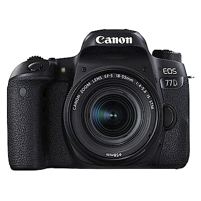 Canon EOS 77D+18-55mm IS STM 單鏡組*(中文平輸)