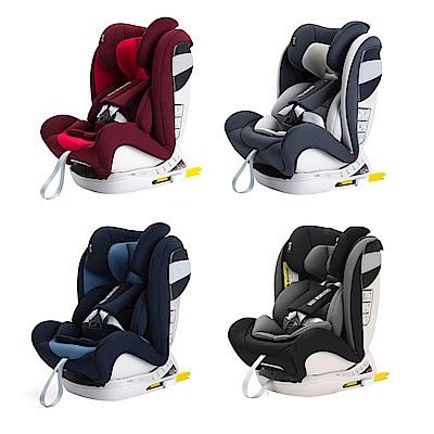 【BABY MONSTER】Guardia 0-12歲全階段isofix 汽車安全座椅 (4色可選)