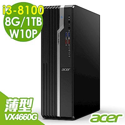 Acer VX4660G i3-8100/8G/1T/W10P