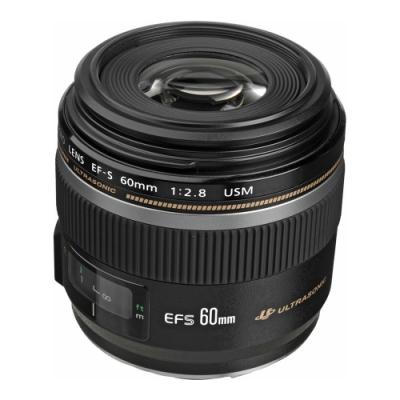 Canon EF-S 60mm f 2.8 MACRO USM (平行輸入)