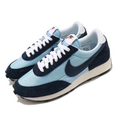 Nike 休閒鞋 DBreak 低筒 運動 男鞋 基本款 舒適 簡約 復古 球鞋 穿搭 藍 米白 DB4635400