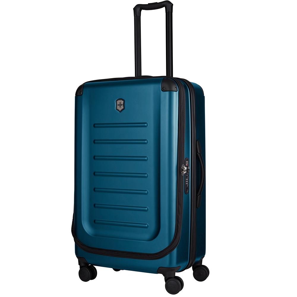 VICTORINOX 瑞士維氏Spectra 2.0可擴充30吋硬殼行李箱-藏青