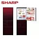 [下單再折] SHARP 夏普 551L 自動除菌離子變頻觸控左右開冰箱 星鑽紅 SJ-WX55ET-R product thumbnail 2
