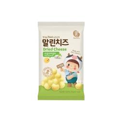 韓味不二 韓國原裝 乾起司(莫札瑞拉)(8g)
