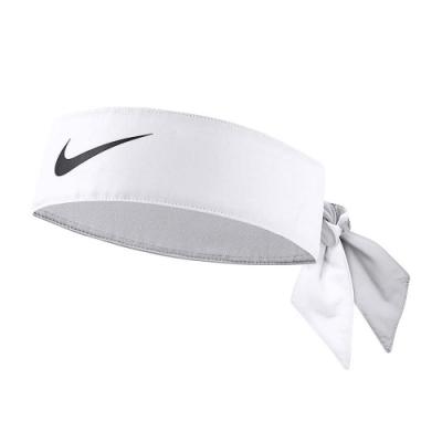NIKE TENNIS 網球頭帶-髮帶 慢跑 路跑 有氧 瑜珈 DRI-FIT NTN00101OS 白黑