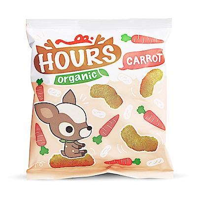 皮皮奧斯_有機泡芙條-胡蘿蔔10g/6包一盒