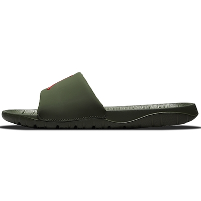 NIKE 耐吉 拖鞋 運動 喬丹 男鞋 軍綠 DM2952-300  JORDAN BREAK SLIDE BBS