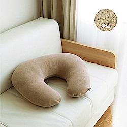 日本OSAKI-日本製授乳枕(米色)