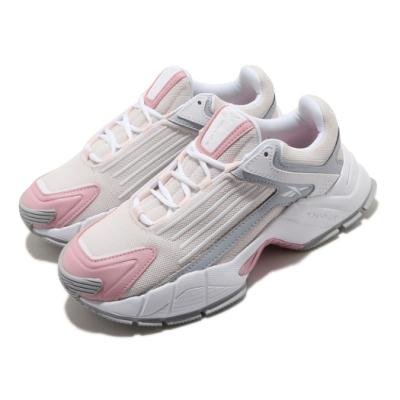Reebok 慢跑鞋 DMX Series 3000 女鞋 經典款 舒適 避震 運動 球鞋 穿搭 白 粉 FV8656