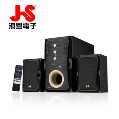 JS 淇譽電競小子 2.1聲道三件式藍牙喇叭 JY3083