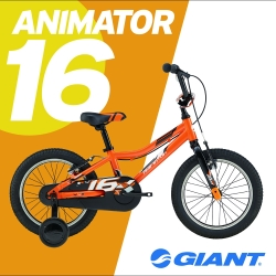 GIANT ANIMATOR 16 鋁合金輕量童車