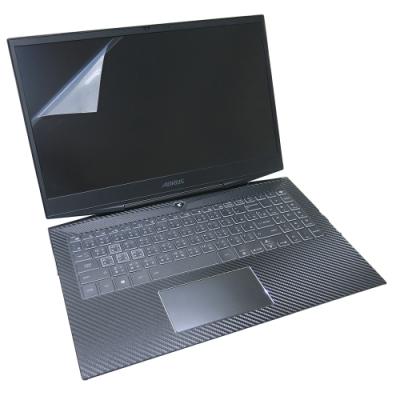 EZstick GIGABYTE AORUS 15 X9 專用 筆電 螢幕保護貼