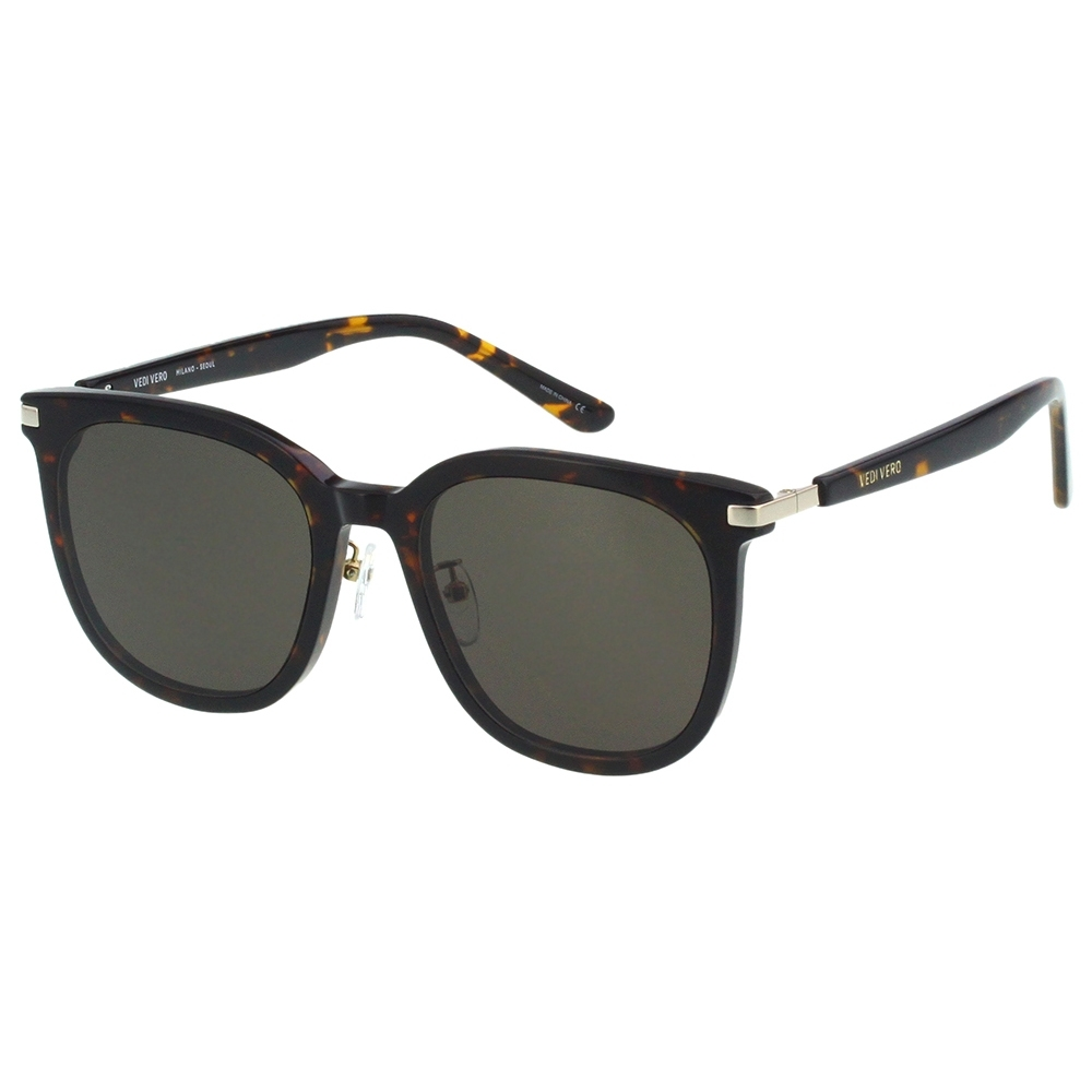 VEDI VERO 太陽眼鏡 (琥珀色)