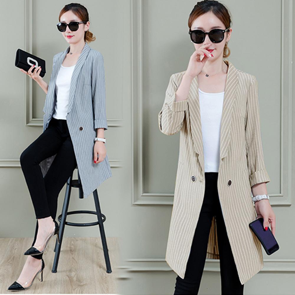 【韓國K.W.】好感吸晴率性動感時尚外套-2色