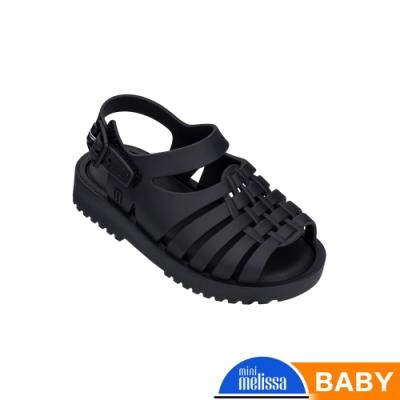 Melissa 經典漁夫鞋(寶寶款)-黑