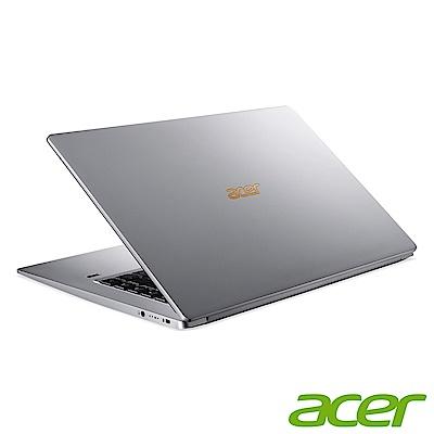 Acer SF515-51T-761J 15吋筆電(i7-8565U/16G/512G SSD/銀/福利品)
