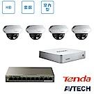 AVTECH HD 全室內監控套裝方案(二)