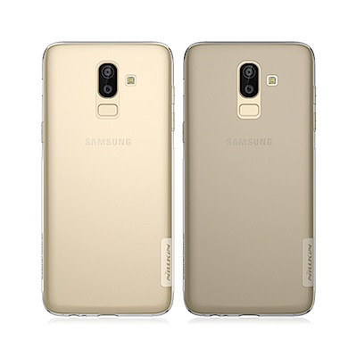 NILLKIN SAMSUNG Galaxy J8 本色TPU軟套