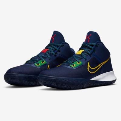 NIKE 籃球鞋 運動鞋 緩震 包覆 男女鞋 藍 CT1973-400 KYRIE FLYTRAP IV EP