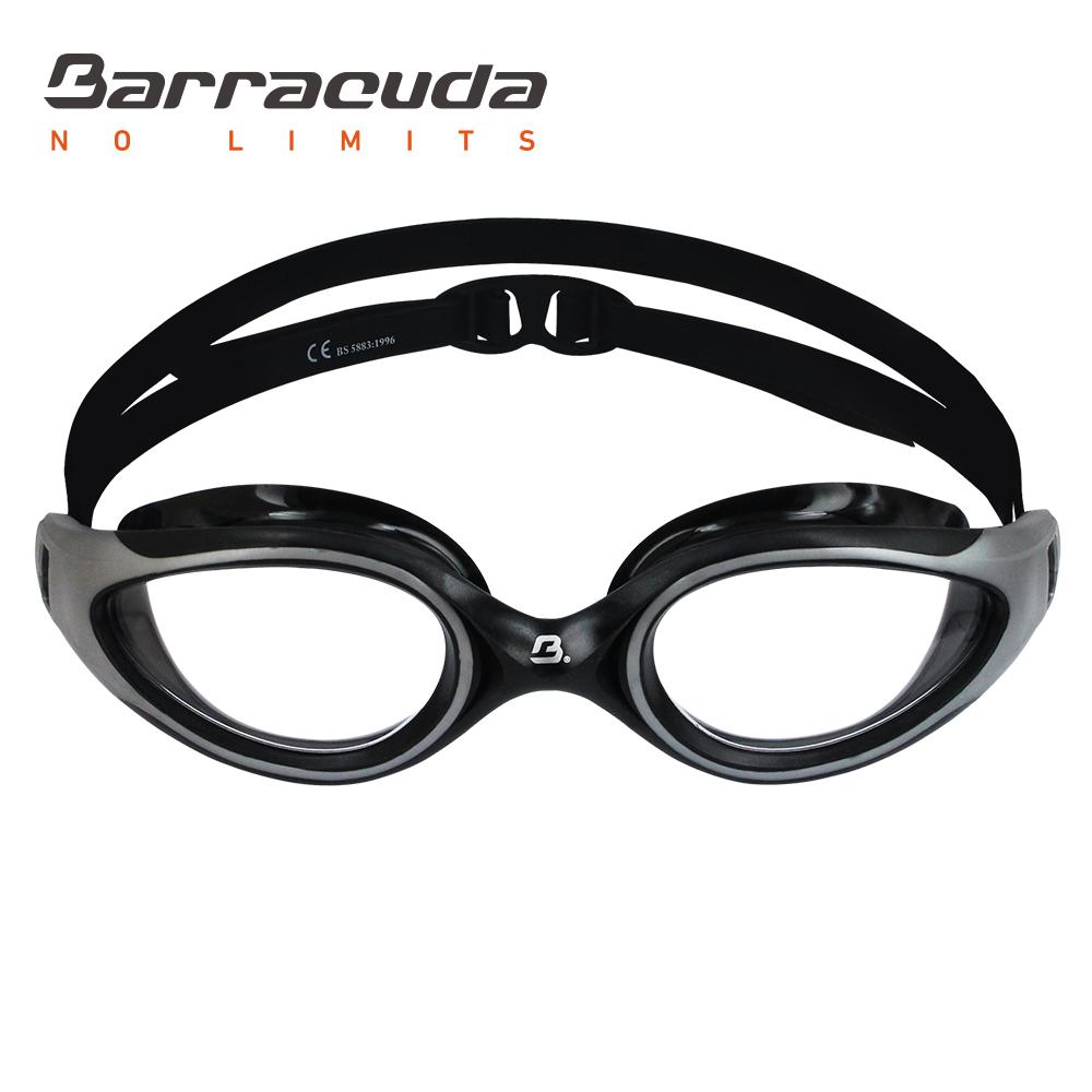 巴洛酷達 成人抗UV防霧泳鏡 Barracuda AQUATEC #35125