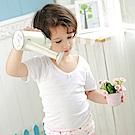 anny pepe 兒童內衣 純棉短袖-花邊款