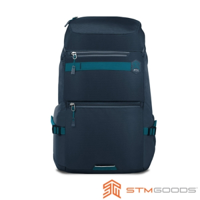 STM New Drifter 18L Backpack 16吋 輕旅者三層式筆電後背包 (深藍)