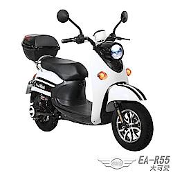 【e路通】EA-R55 大可愛  48V鉛酸 500W LED大燈 液晶