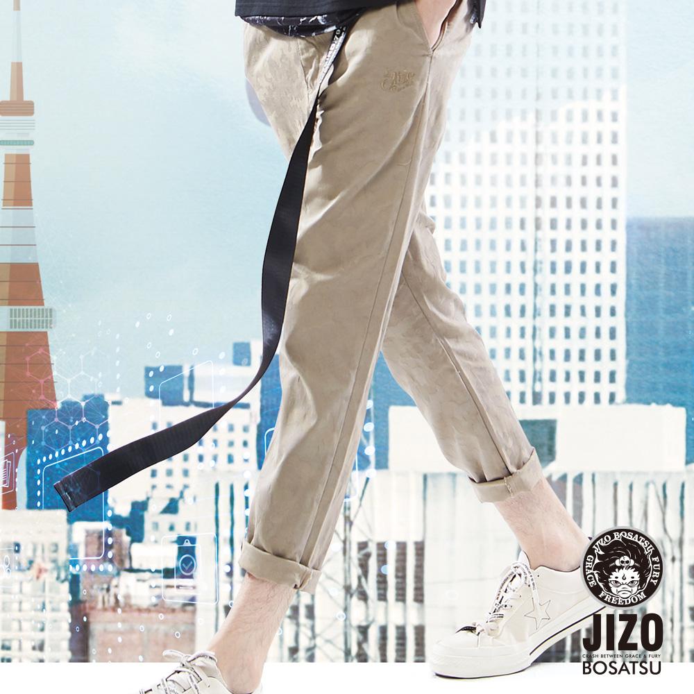 地藏小王 BLUE WAY 擅變我型系列-變色龍九分平口褲(2色)