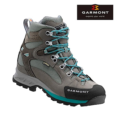 GARMONT 女GTX大背包健行鞋Rambler WMS 暖灰藍