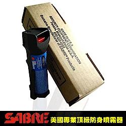 SABRE沙豹防身噴劑-警用水柱型-8H