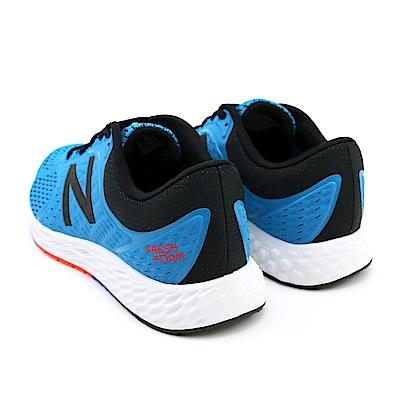 NEW BALANCE-男慢跑鞋MZANTBY4-2E-藍
