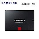 Samsung 860 PRO 512GB SSD固態硬碟