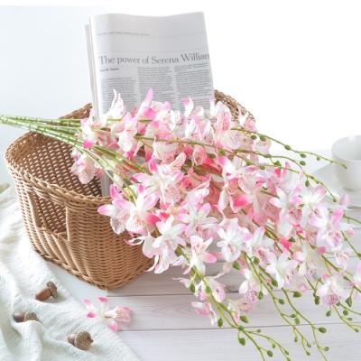 【Meric Garden】仿真石解蘭/蘭花/絹花