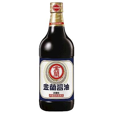 金蘭醬油1000ml