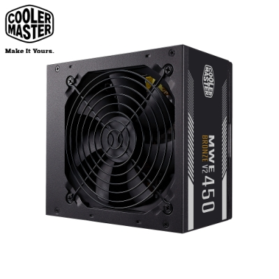 NEW MWE 450 BRONZE V2 80Plus 銅牌 450W 電源供應器
