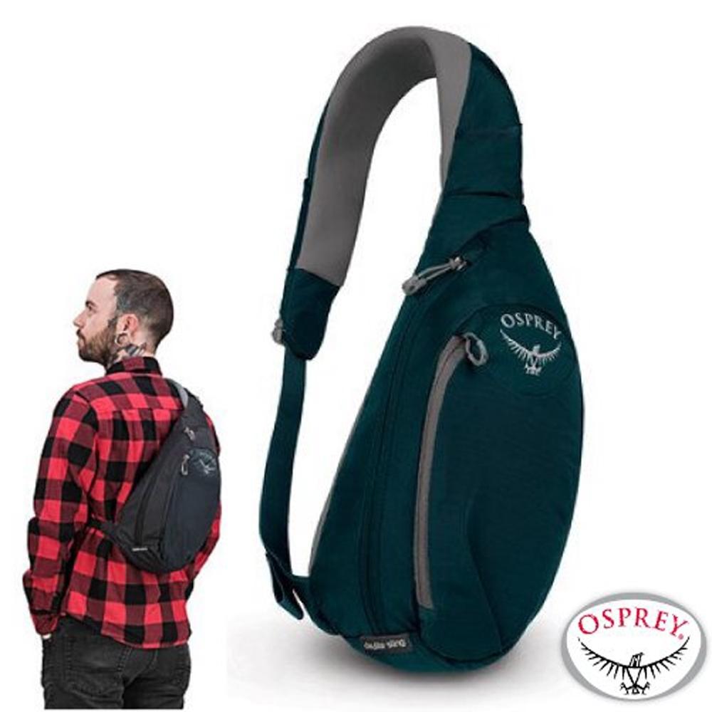 OSPREY Daylite Sling 6L 輕量多功能休閒單肩背包_汽油藍 R