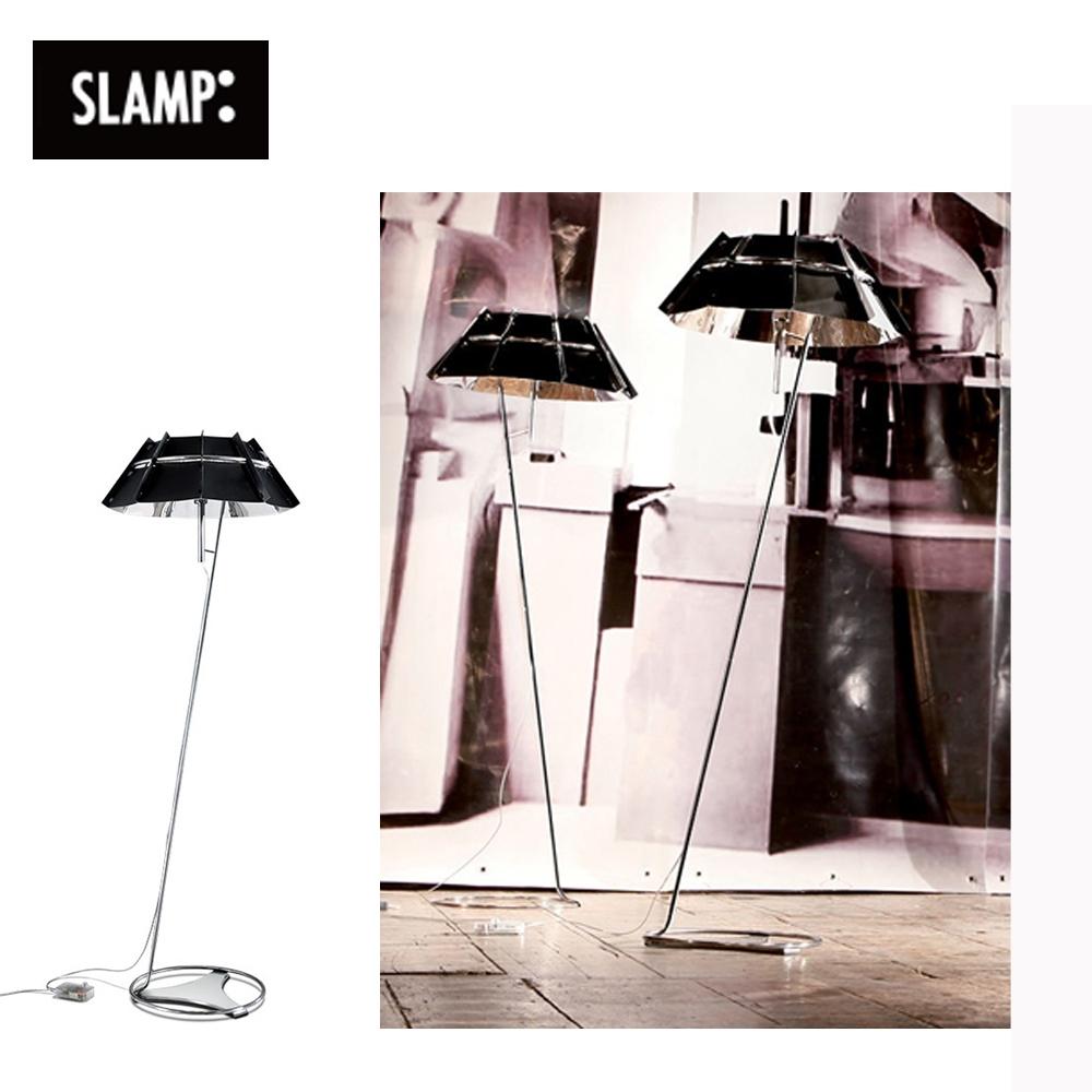 【SLAMP】CHAPEAU FLOOR 立燈(黑)