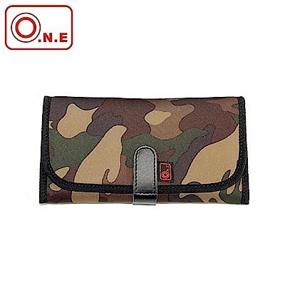 O.N.E長條UV濾鏡包 OC-P1G (叢林迷彩色,8片裝)