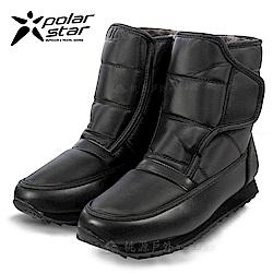 PolarStar 女 短筒保暖雪鞋│雪靴 P13620
