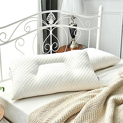Grace Life 珍珠球棉科技纖維護頸枕一入