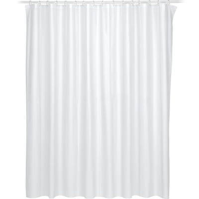 《KELA》Largo防水浴簾(白180cm)