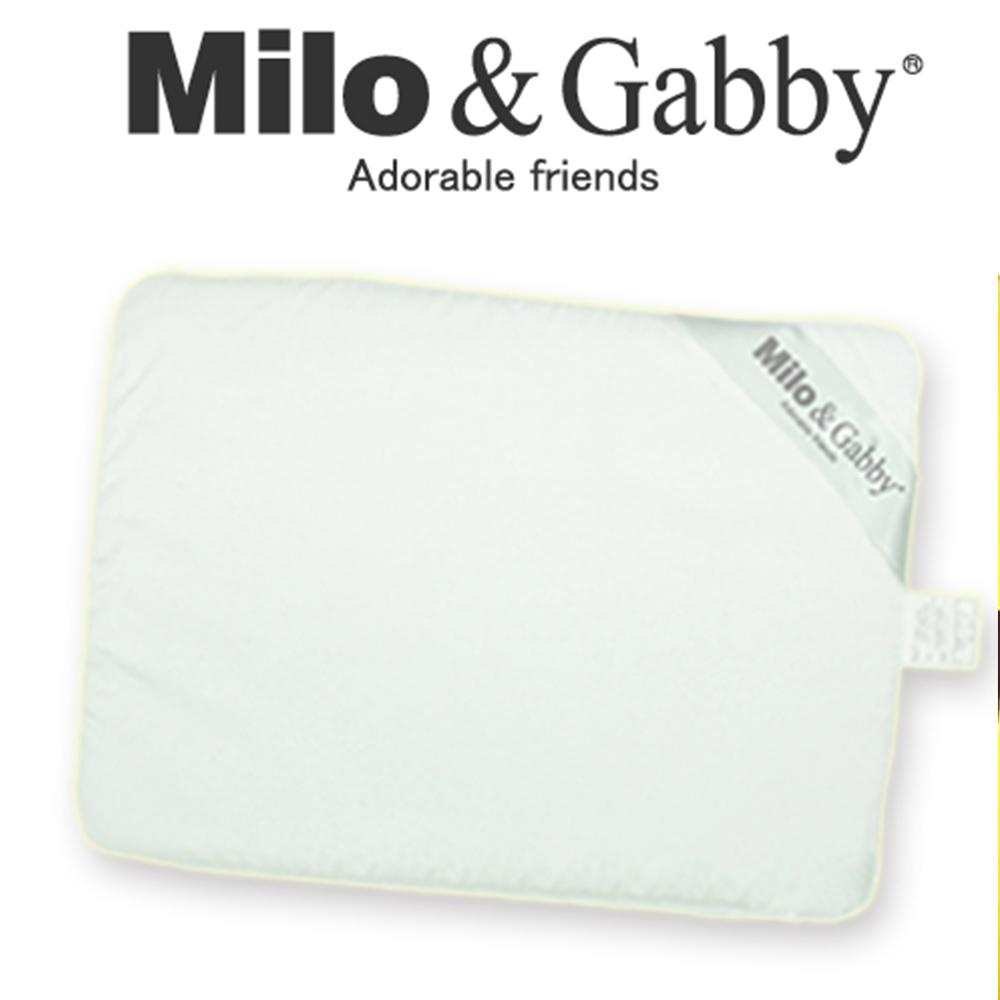 Milo&Gabby 動物好朋友-超涼感排汗抗菌黑米枕