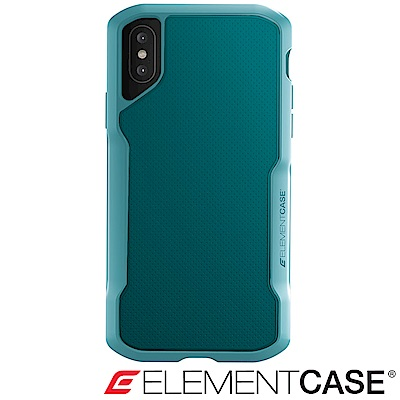 美國 Element Case iPhone XS Max Shadow 防摔手機殼- 綠