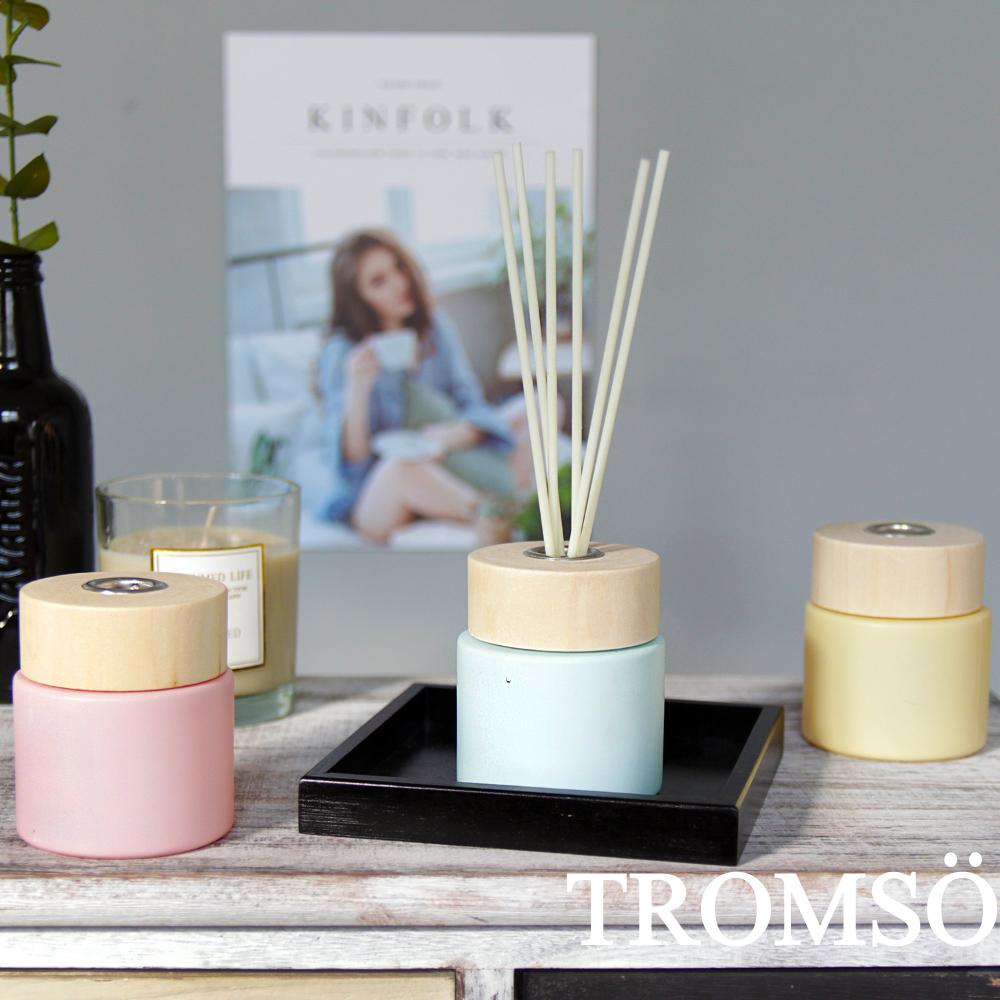 TROMSO 優雅法式 竹木精油香氛120ml