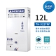 莊頭北熱水器 TH-5127RF 加強抗風型熱水器 12公升 瓦斯熱水器 不含安裝 product thumbnail 1